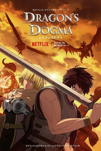 Dragon's Dogma Anime Cover