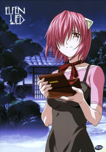 Elfen Lied Anime Cover