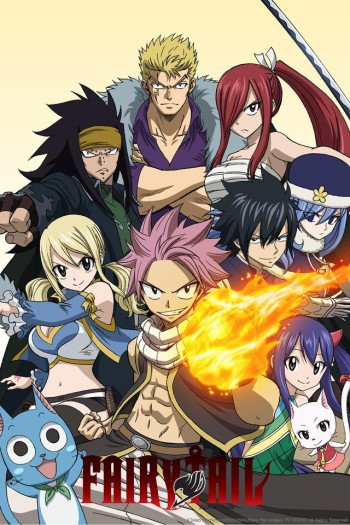 watch fairy tail anime online free