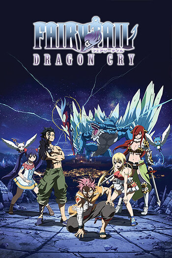 Fairy Tail Movie 2: Dragon Cry Eng Sub