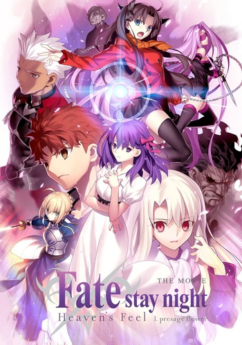Fate/stay night: Heaven's Feel main image
