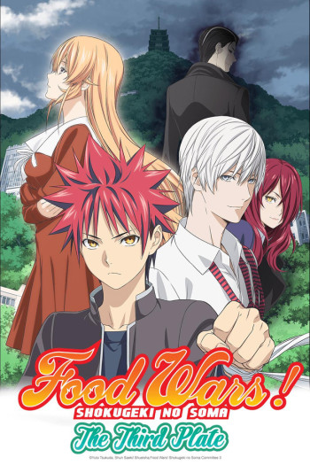 Food Wars! The Third Plate   Anime-Planet