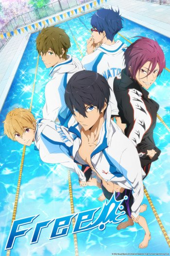 Free! - Iwatobi Swim Club main image