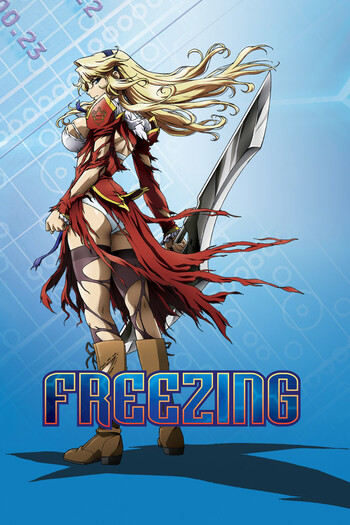 freezing anime