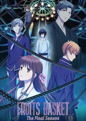 Fruits Basket: The Final Anime Cover
