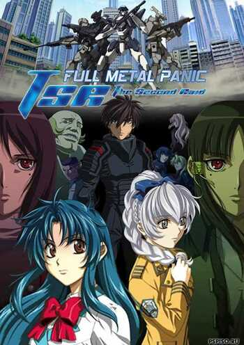 Full Metal Panic! The Second Raid image