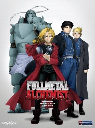 Fullmetal Alchemist  1080p  Dual Español Latino/Japonés