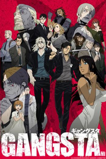 Gangsta. anime