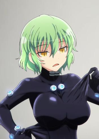 Senran kagura anime