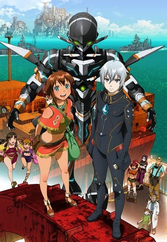 Gargantia on the Verdurous Planet Specials