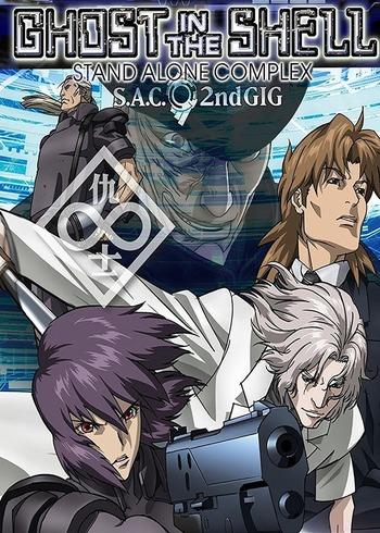Ghost in the Shell: Stand Alone Complex - Individual Eleven main image