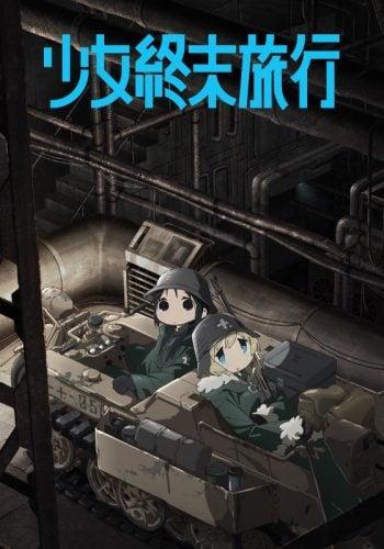 Shoujo Shuumatsu Ryokou Anime Cover