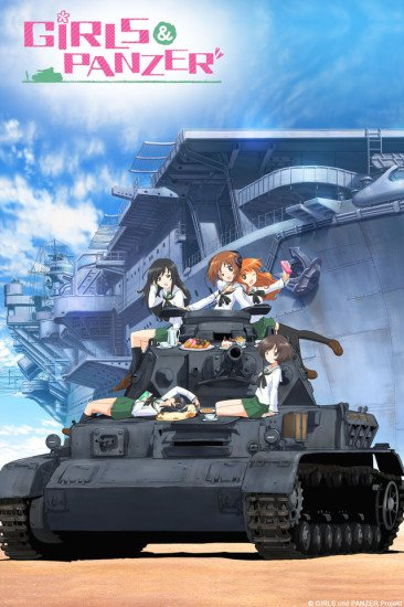 Girls und Panzer: Introductions! main image