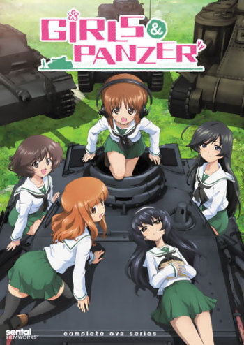 Girls und Panzer Specials main image