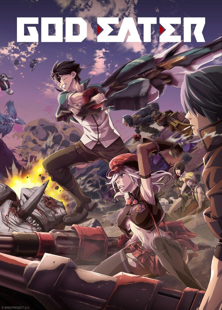 Watch God Eater Episode 8 Online - Sakuya Tachibana | Anime-Planet
