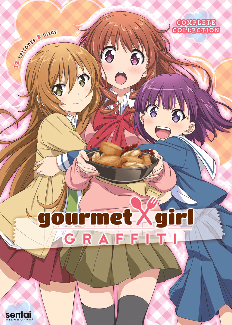 Gourmet Girl Graffiti main image