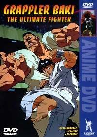 Grappler Baki: The Ultimate Fighter