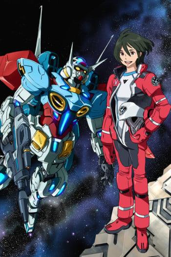 Gundam Reconguista in G | Anime-Planet