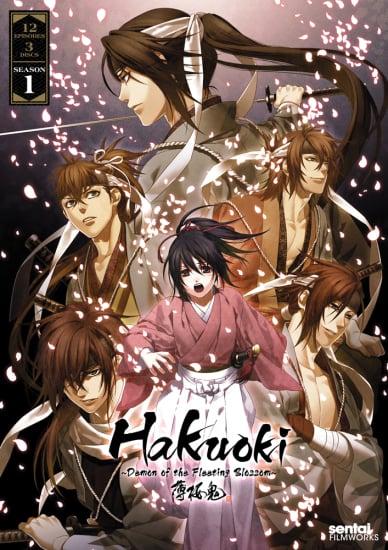 Hakuouki Shinsengumi Kitan Anime Planet