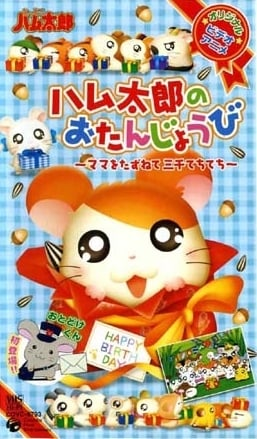 Hamtaro OVA 1: Hamtaro's Birthday! 3000 Hammy Steps in Search of Mommy main image