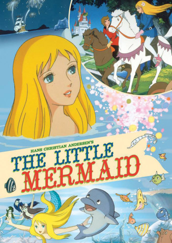 Hans Christian Anderson's The Little Mermaid main image