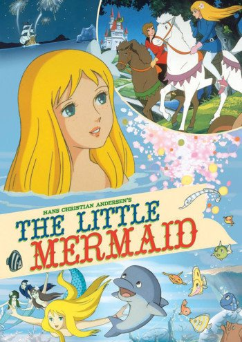 Hans Christian Anderson's The Little Mermaid