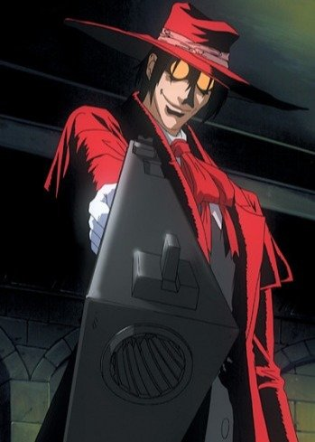 Hellsing: The Dawn | Anime-PlanetHellsing Ultimate Characters