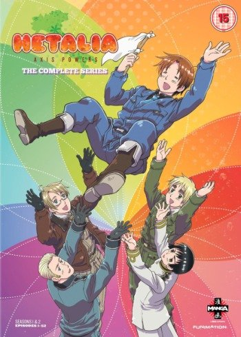 hetalia axis powers anime planet