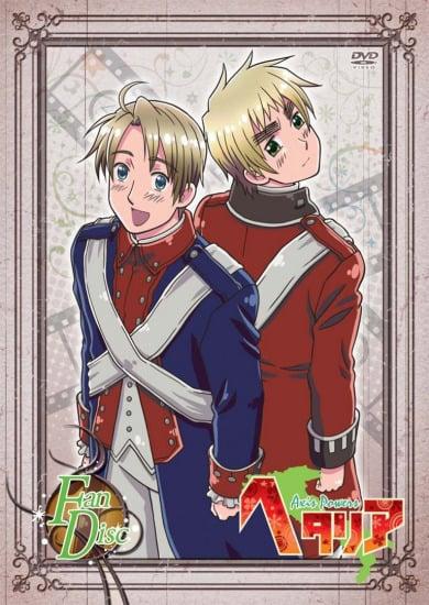 Hetalia Axis Powers Fan Disc  Anime-Planet-2333