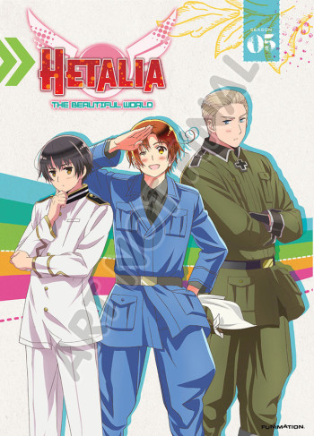 Hetalia: The Beautiful World image