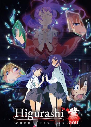 Higurashi no Naku Koro ni (2020) Anime Cover