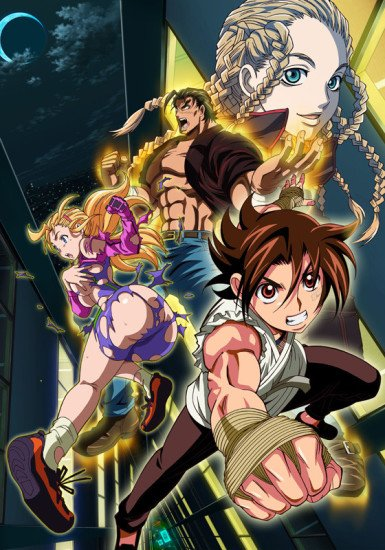History's Strongest Disciple Kenichi OVA | Anime-Planet