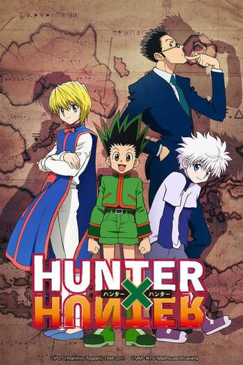 Hunter x Hunter (2011) main image