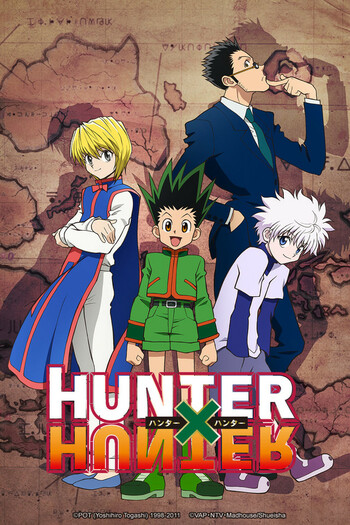 Hunter x Hunter (2011) | Anime-Planet
