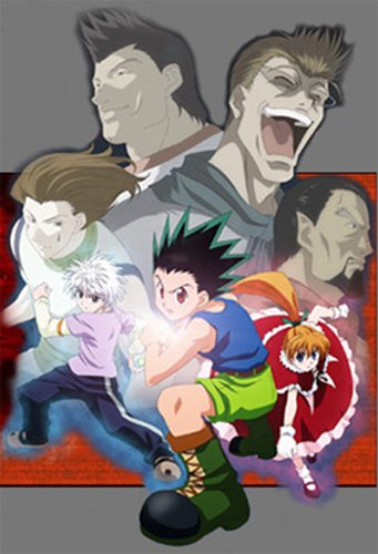 Hunter x Hunter OVA 3: Greed Island Final main image