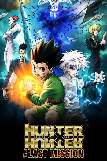 Hunter x Hunter: The Last Mission main image