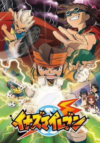 Inazuma Eleven Anime Recommendations | Anime-Planet