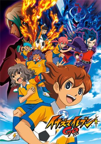 Inazuma Eleven GO | Anime-Planet