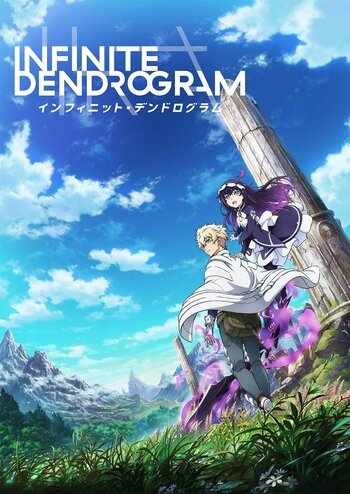Infinite Dendrogram Anime Cover