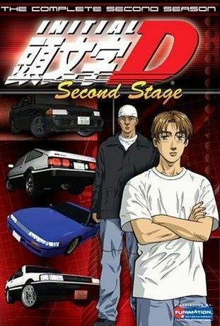 Initial D Second Stage main image