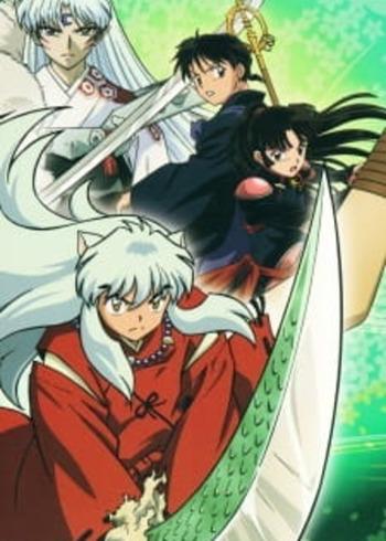 Inuyasha Kuroi Tessaiga Anime Planet