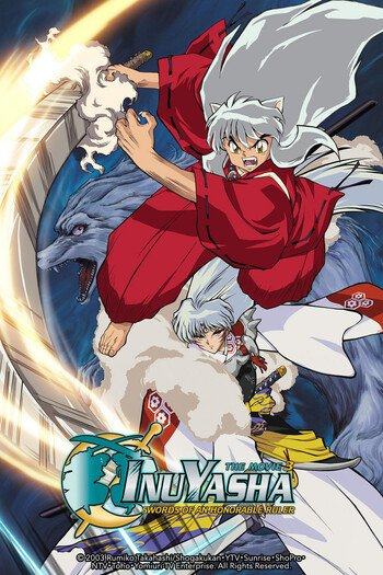 InuYasha The Movie 3: Swords of an Honorable Ruler main image