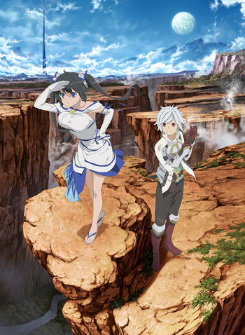 Is It Wrong to Try to Pick Up Girls in a Dungeon? II: Past & Future