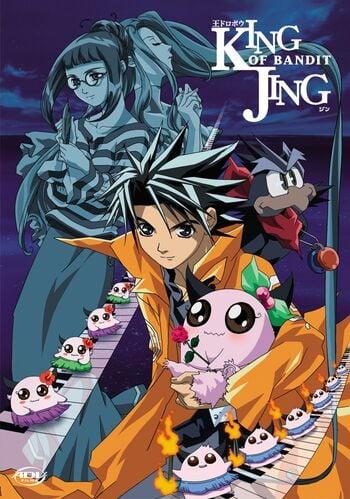 Jing: King of Bandits | Anime-Planet