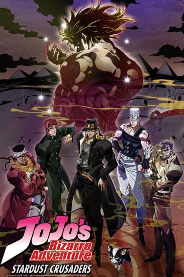 JoJo's Bizarre Adventure: Stardust Crusaders - Battle in