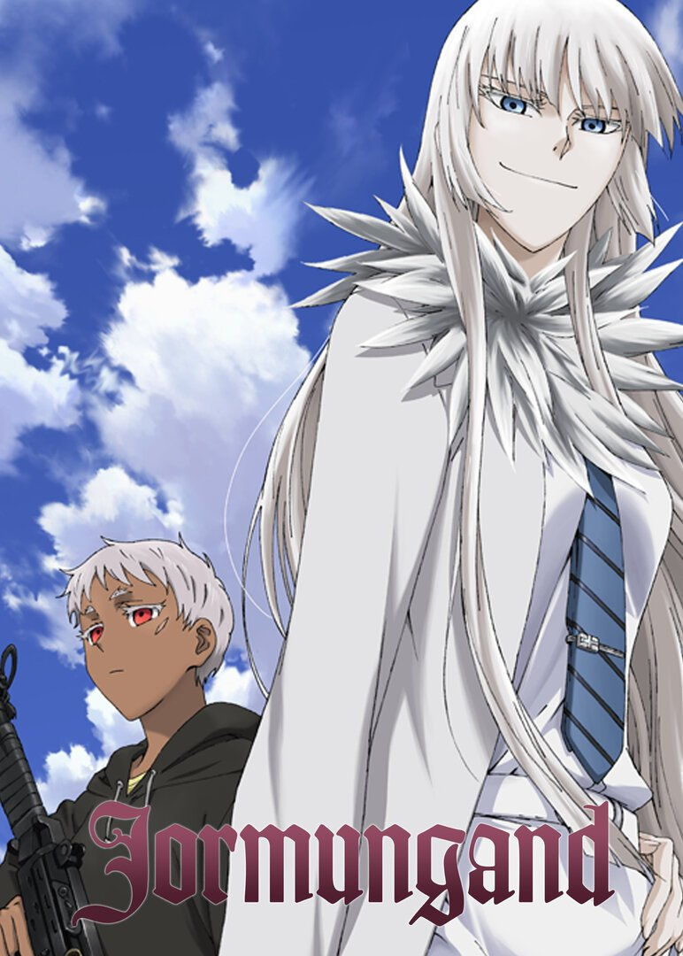 jormungand recap anime planet