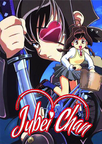 Jubei-chan: The Ninja Girl main image