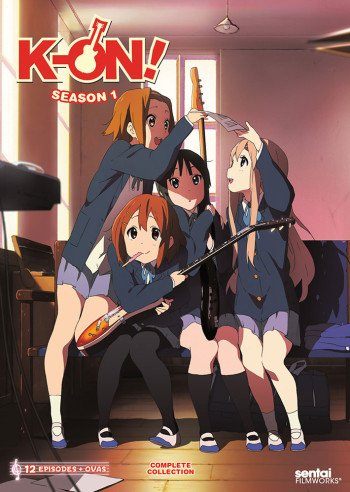 K-On! screenshot