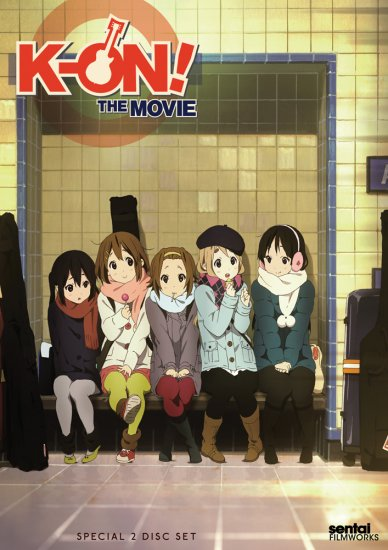 K-On! Movie main image