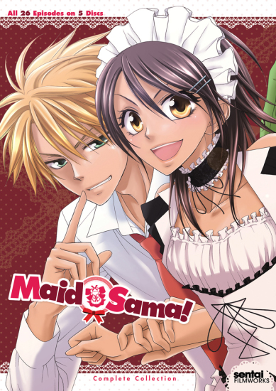 Kaichou wa Maid-sama! screenshot